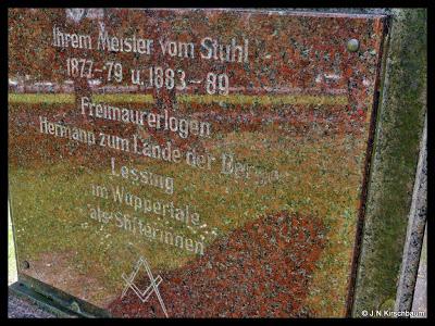 Wuppertal | 17.06.10 | Barmen | Barmer Anlagen | Denkmal Emil Rittershaus